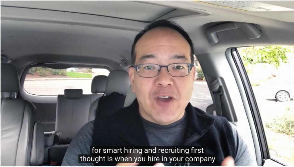 SaaS hiring